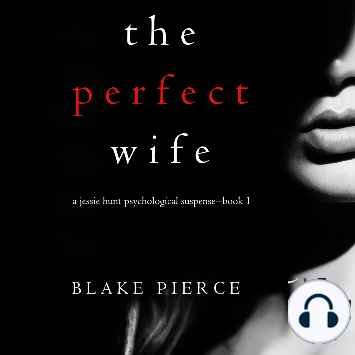 The Perfect Wife Audio with headphones